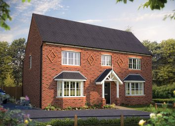 "Thumbnail 4 bed detached house for sale in ""The Middleton"" at Barnton Way, Sandbach"