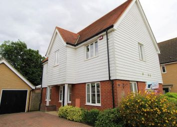 4 bed detached house for sale in Starling Way, Stowmarket IP14
