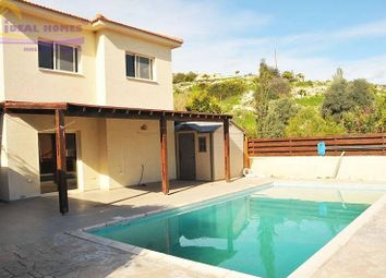 Thumbnail 3 bed villa for sale in Akrounta, Limassol, Cyprus
