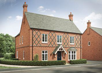 "Thumbnail 4 bed detached house for sale in ""The Kibworth 4th Edition"" at Ullesthorpe Road, Gilmorton, Lutterworth"
