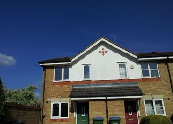 Thumbnail 2 bed end terrace house to rent in Sunset Road, London, Thamesmead