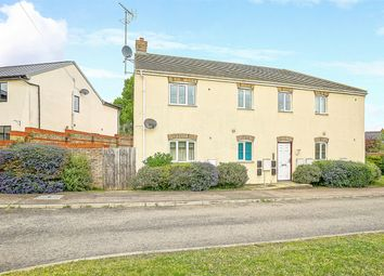 Thumbnail 1 bedroom flat for sale in Station Approach, Somersham, Huntingdon, Cambridgeshire