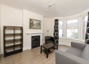 Thumbnail 3 bed flat to rent in Marville Road, Fulham
