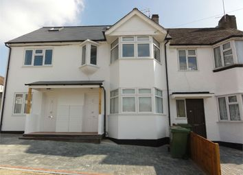 Thumbnail 4 bed terraced house to rent in Minster Avenue, Sutton, Surrey