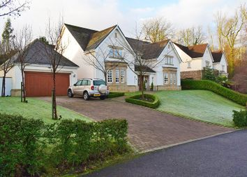 Thumbnail 4 bed detached house for sale in Cefn Mably Park, Cardiff