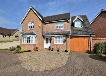 Thumbnail 5 bed detached house for sale in Mitchell Close, Scarning, Dereham