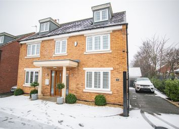 Thumbnail 5 bed detached house for sale in Hough Way, Essington, Wolverhampton