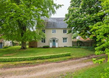Thumbnail 5 bedroom detached house for sale in Hartest, Bury St Edmunds, Suffolk