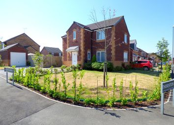 Thumbnail 4 bed detached house for sale in Fernwood Avenue, Huyton, Liverpool