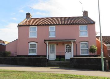 Thumbnail 3 bedroom cottage for sale in Norwich Road, Halesworth