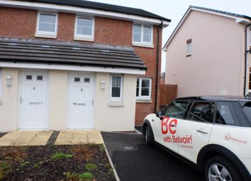 2 bed semi-detached house to rent in Morris Drive, Pentrechwyth, Swansea SA1