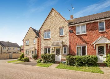Thumbnail 3 bed end terrace house for sale in Corncrake Way, Bicester