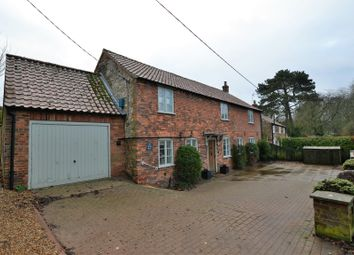 Thumbnail 3 bed cottage for sale in Cole Green, Sedgeford, Hunstanton