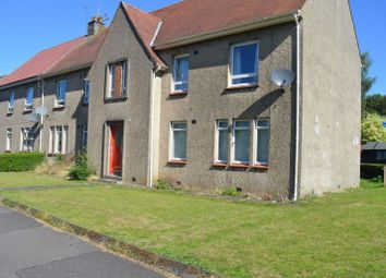 Thumbnail 1 bed flat for sale in Lintmill Road, Darvel