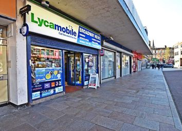 Thumbnail Retail premises for sale in Broadway, Accrington