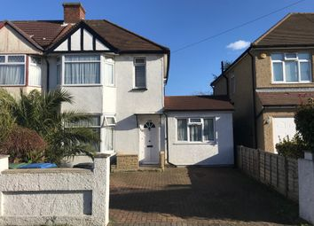 Thumbnail 3 bed end terrace house for sale in Greenwood Avenue, Enfield