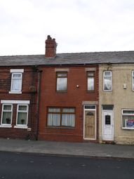 Thumbnail 3 bed terraced house to rent in Liverpool Road, Warrington