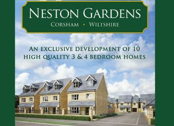 Thumbnail 3 bed town house for sale in Westwells Road, Neston, Corsham