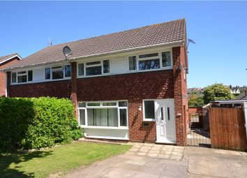 Thumbnail 4 bedroom semi-detached house for sale in Great Hill Crescent, Maidenhead, Berkshire