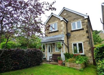 Thumbnail 3 bed detached house for sale in Clough Field Close, Whaley Bridge, High Peak, Derbyshire