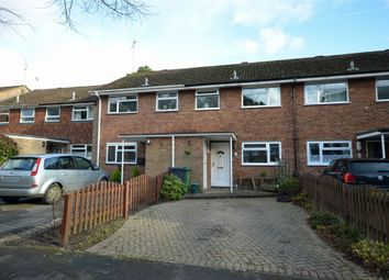 Thumbnail 3 bed terraced house for sale in Roxburgh Close, Camberley, Surrey