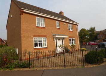 Thumbnail 4 bed property for sale in Croft Way, Hampton Hargate, Peterborough