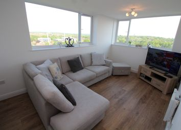 Thumbnail 2 bed flat for sale in Merebank Court, Aigburth