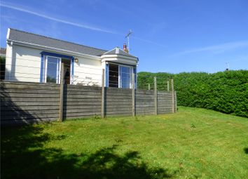 Thumbnail 3 bed detached bungalow for sale in South Knoll, Jason Road, Freshwater East, Pembroke