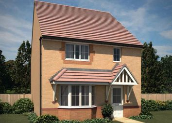 "Thumbnail 4 bed semi-detached house for sale in ""Chesham"" at Bearscroft Lane, London Road, Godmanchester, Huntingdon"