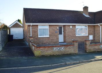 Thumbnail 2 bedroom semi-detached bungalow for sale in Chase Close, Haverhill