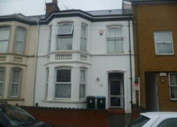 Thumbnail 7 bed terraced house to rent in Chester Street, Coventry
