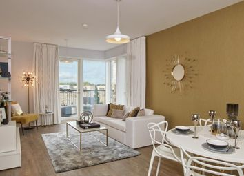 Thumbnail 2 bedroom flat for sale in Crofton House, Tower View, Kings Hill, Kent