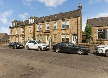 Thumbnail 1 bed flat for sale in Hagg Crescent, Johnstone, Renfrewshire, .
