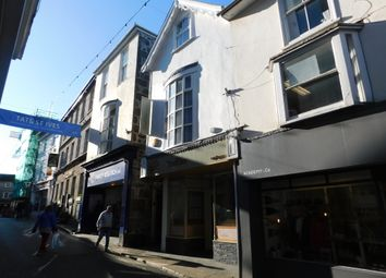 Thumbnail 1 bed terraced house for sale in High Street, St. Ives