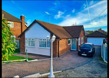 Thumbnail 2 bed detached bungalow for sale in Haselbury Road, Southampton