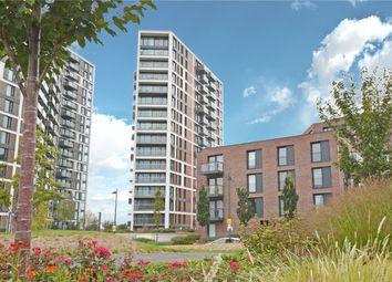 Thumbnail 1 bed flat for sale in Hampton Apartments, Duke Of Wellington Avenue, Woolwich, London