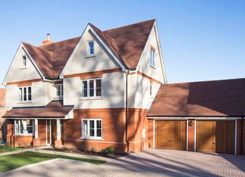 Thumbnail 5 bedroom detached house for sale in Hartley Row Park, Beagley Close, Fleet Road, Hartley Wintney, Hampshire