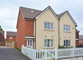 Thumbnail 3 bed semi-detached house to rent in Frampton Terrace, Montbelle Road, London