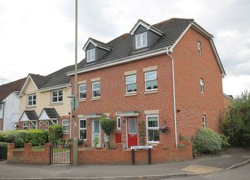Thumbnail 3 bed town house for sale in Frimley Green Road, Frimley Green, Camberley