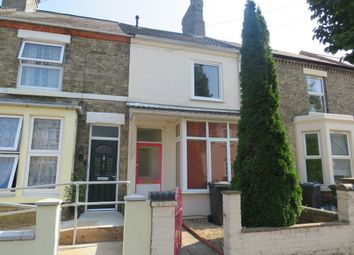 Thumbnail 3 bedroom terraced house for sale in Aldermans Drive, Peterborough