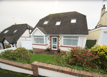Thumbnail 4 bed detached bungalow for sale in Lammas Lane, Preston, Paignton