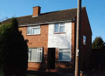 Thumbnail 3 bed semi-detached house for sale in Pilley Road, Hereford