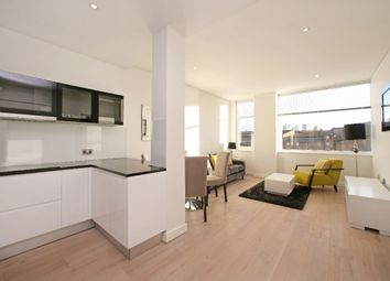 Thumbnail 2 bed flat to rent in Regents Wharf, All Saints Street, London