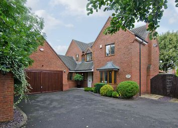 Thumbnail 4 bed detached house for sale in Highfields Road, Chasetown, Burntwood