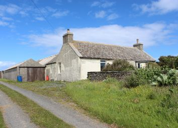 Thumbnail 2 bed cottage for sale in Brough Road, Shapinsay, Orkney