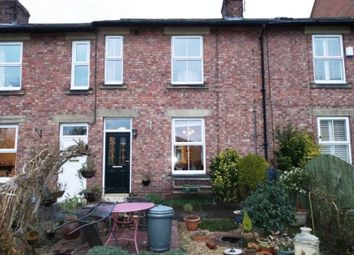 Thumbnail 2 bed terraced house for sale in Burnside, Morpeth