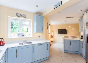 Thumbnail 4 bed semi-detached house for sale in Leggatts Close, Watford