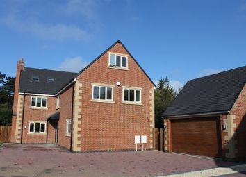 Thumbnail 6 bed detached house for sale in The Hollow, Littleover, Derby, Derbyshire