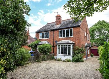 Thumbnail 3 bed semi-detached house to rent in Reading Road, Winnersh, Wokingham