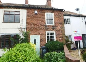 Thumbnail 2 bed property to rent in Station Road, Bawtry, Doncaster